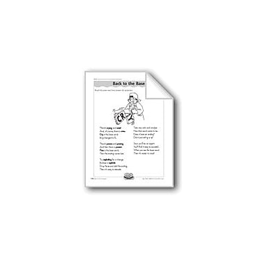 Evan-Moor Educational Publishers Back to the Base (Base Words/Suffixes) Computers Workbook, Grade 3 - Grade 5 [eBook]