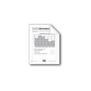 Evan-Moor Educational Publishers Favorites (Graphing) Computers Workbook, Grade 3 - Grade 5 [eBook]