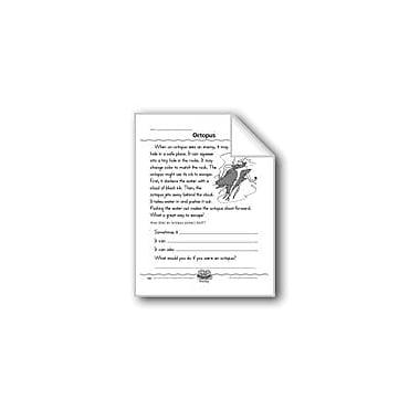 Evan-Moor Educational Publishers Octopus (Draw An Octopus/Write Realistic Fiction) Computers Workbook, Grade 1 - Grade 3 [eBook]