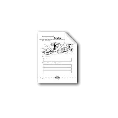 Evan-Moor Educational Publishers Camping (Topic Sentences/Details) Computers Workbook, Grade 2 - Grade 4 [eBook]