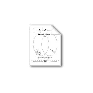 Evan-Moor Educational Publishers Drinking Chocolate (Venn Diagrams) Computers Workbook, Grade 2 - Grade 4 [eBook]