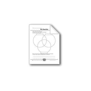 Evan-Moor Educational Publishers My Favorites (Venn Diagram) Computers Workbook, Grade 3 [eBook]