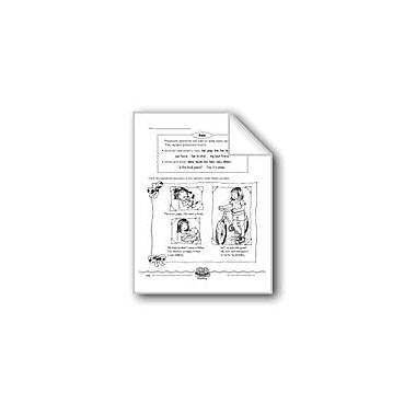 Evan-Moor Educational Publishers My Scrapbook (Possessive Pronouns) Computers Workbook, Grade 3 [eBook]
