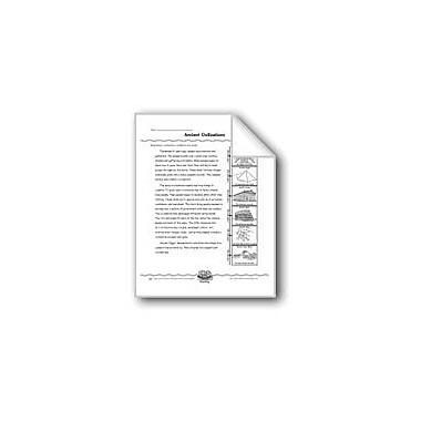 Evan-Moor Educational Publishers Ancient Civilizations (Informational Paragraphs) Computers Workbook, Grade 5 - Grade 8 [eBook]