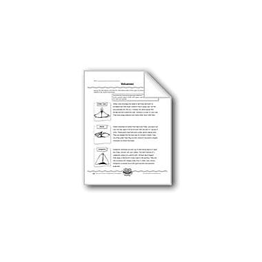 Evan-Moor Educational Publishers Volcanoes (Venn Diagram/Comparison Paragraph) Computers Workbook, Grade 5 - Grade 8 [eBook]
