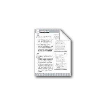 Evan-Moor Educational Publishers Daily 6-Trait Writing: Organization: Organizing to Persuade Workbook, Grade 6 [eBook]