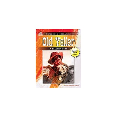 Milliken Publishing Old Yeller: Literature Resource Guide Language Arts Workbook, Grade 3 - Grade 8 [Enhanced eBook]