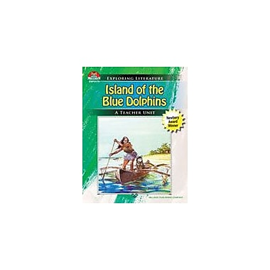 Milliken Publishing Island of the Blue Dolphins: Literature Resource Guide Workbook, Grade 3 - Grade 8 [Enhanced eBook]