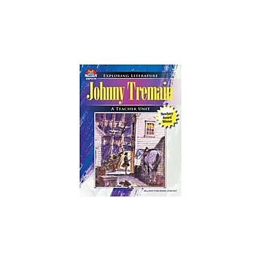 Milliken Publishing Johnny Tremain: Literature Resource Guide Language Arts Workbook, Grade 3 - Grade 8 [Enhanced eBook]