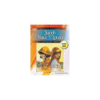 Milliken Publishing Jacob Have I Loved: Literature Resource Guide Language Arts Workbook, Grade 3 - Grade 8 [Enhanced eBook]