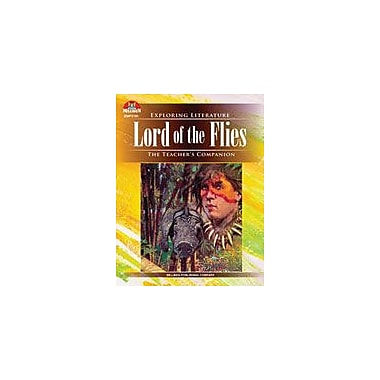 Milliken Publishing Lord of the Flies Language Arts Workbook, Grade 3 - Grade 8 [Enhanced eBook]