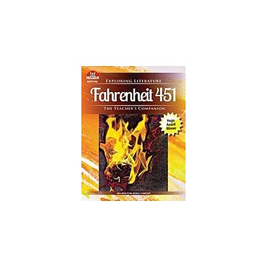 Milliken Publishing Fahrenheit 451 Language Arts Workbook, Grade 3 - Grade 8 [eBook]