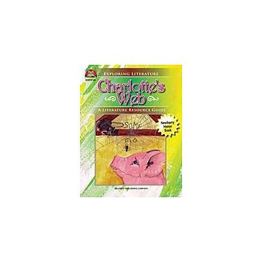 Milliken Publishing Charlotte's Web: Literature Resource Guide Language Arts Workbook, Grade 3 - Grade 8 [Enhanced eBook]