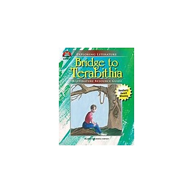 Milliken Publishing Bridge to Terabithia: Literature Resource Guide Language Arts Workbook, Grade 3 - Grade 8 [Enhanced eBook]