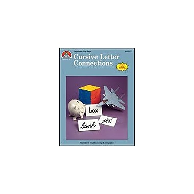 Milliken Publishing Cursive Letters Connections Language Arts Workbook, Kindergarten - Grade 3 [eBook]