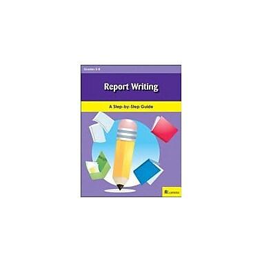 Milliken Publishing Report Writing Language Arts Workbook, Grade 5 - Grade 8 [eBook]