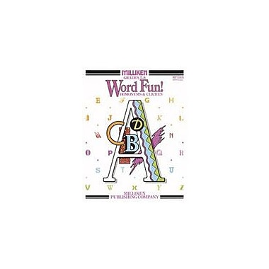 Milliken Publishing Word Fun! Language Arts Workbook, Grade 5 - Grade 8 [eBook]