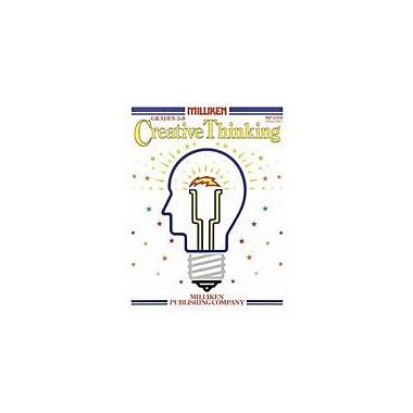 Milliken Publishing Creative Thinking Problem Solving Workbook, Grade 5 - Grade 8 [eBook]