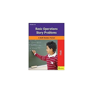 Milliken Publishing Basic Operations Story Problems Puzzles Workbook, Grade 3 - Grade 6 [eBook]