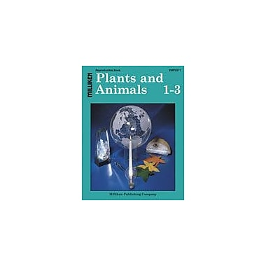 Milliken Publishing Plants and Animals Science Workbook, Grade 1 - Grade 3 [Enhanced eBook]