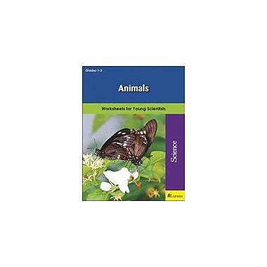 Milliken Publishing Animals Science Workbook, Grade 1 - Grade 3 [eBook]
