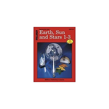 Milliken Publishing The Earth, Sun and Stars Science Workbook, Grade 1 - Grade 3 [Enhanced eBook]