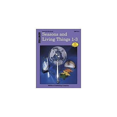 Milliken Publishing Seasons and Living Things Science Workbook, Grade 1 - Grade 3 [Enhanced eBook]