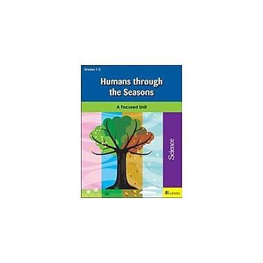 Milliken Publishing Humans Through the Seasons Science Workbook, Grade 1 - Grade 3 [eBook]