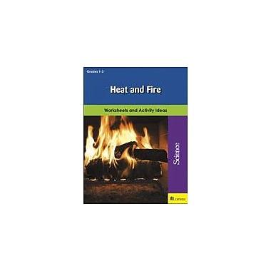 Milliken Publishing Heat and Fire Science Workbook, Grade 1 - Grade 3 [eBook]