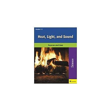 Milliken Publishing Heat, Light, and Sound Science Workbook, Grade 1 - Grade 3 [eBook]