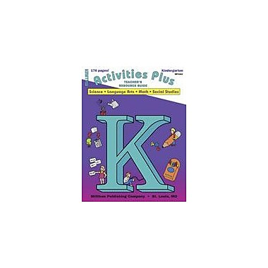 Milliken Publishing Activities Plus Kindergarten Other Workbook, Preschool - Kindergarten [eBook]