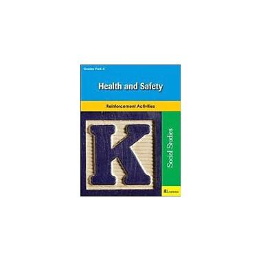 Milliken Publishing Health and Safety Character & Social Skills Workbook, Preschool - Kindergarten [eBook]