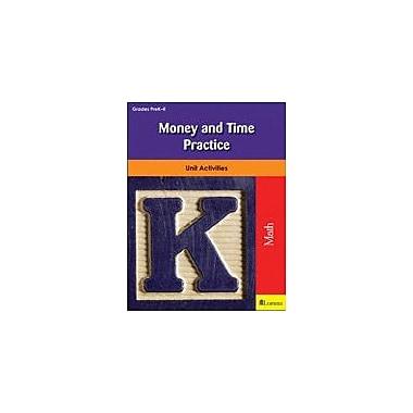 Milliken Publishing Money and Time Practice Math Workbook, Preschool - Kindergarten [eBook]