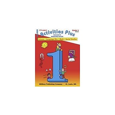 Milliken Publishing Activities Plus Grade 1 Other Workbook, Grade 1 [Enhanced eBook]