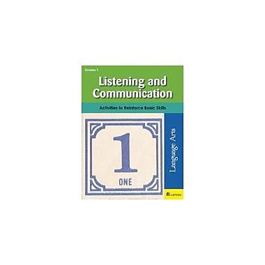 Milliken Publishing Listening and Communication Communication Skills Workbook, Grade 1 [eBook]