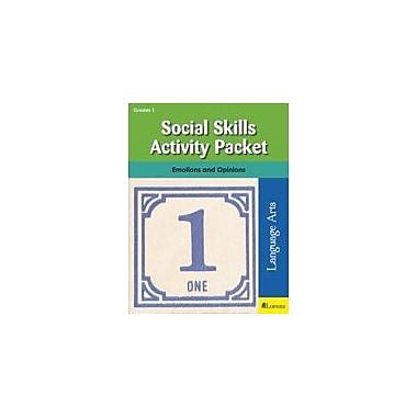 Milliken Publishing Social Skills Activity Packet Character & Social Skills Workbook, Grade 1 [eBook]
