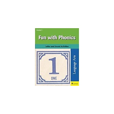 Milliken Publishing Fun With Phonics Language Arts Workbook, Grade 1 [eBook]