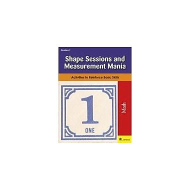 Milliken Publishing Shape Sessions and Measurement Mania Math Workbook, Grade 1 [eBook]