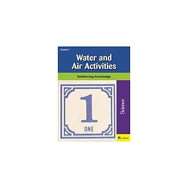 Milliken Publishing Water and Air Activities Science Workbook, Grade 1 [eBook]