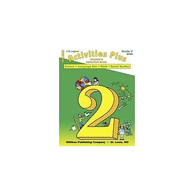 Milliken Publishing Activities Plus Grade 2 Other Workbook, Grade 2 [eBook]