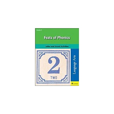 Milliken Publishing Feats of Phonics Language Arts Workbook, Grade 2 [eBook]