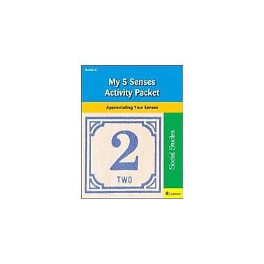 Milliken Publishing My 5 Senses Activity Packet Social Studies Workbook, Grade 2 [eBook]