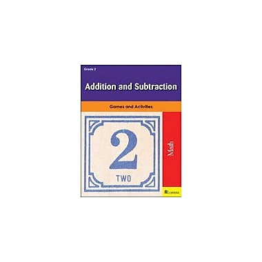 Milliken Publishing Addition and Subtraction Math Workbook, Grade 2 [eBook]