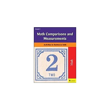 Milliken Publishing Math Comparisons and Measurements Math Workbook, Grade 2 [eBook]