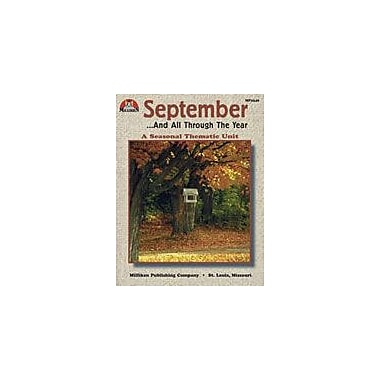 Milliken Publishing September Other Workbook, Kindergarten - Grade 3 [eBook]
