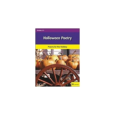 Milliken Publishing Halloween Poetry Language Arts Workbook, Kindergarten - Grade 3 [eBook]