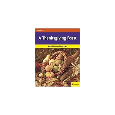 Milliken Publishing A Thanksgiving Feast Art & Music Workbook, Kindergarten - Grade 3 [eBook]