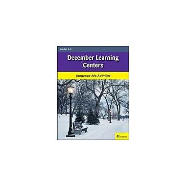 Milliken Publishing December Learning Centers Language Arts Workbook, Kindergarten - Grade 3 [eBook]