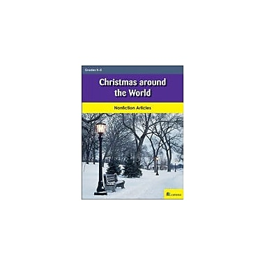 Milliken Publishing Christmas Around the World: Nonfiction Articles Language Arts Workbook, Kindergarten - Grade 3 [eBook]