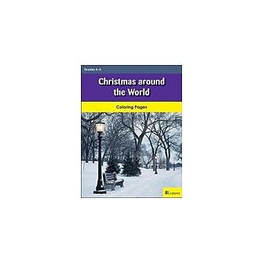 Milliken Publishing Christmas Around the World: Coloring Pages Art & Music Workbook, Kindergarten - Grade 3 [eBook]